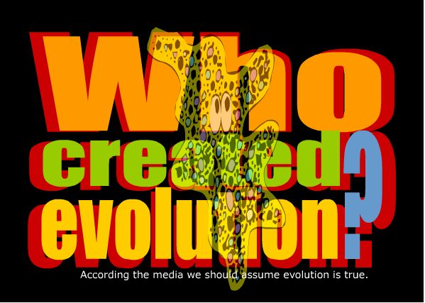 Who created evolution